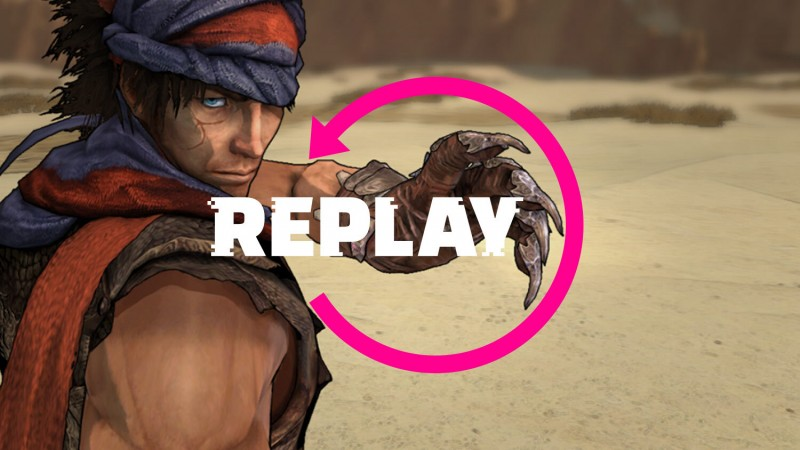 Replay – Prince of Persia