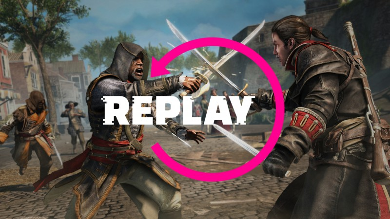 Replay – Assassin's Creed Rogue