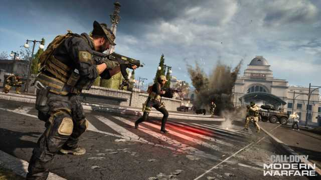 Warzone's latest glitch is both terrifying and game-breaking – Daily Esports