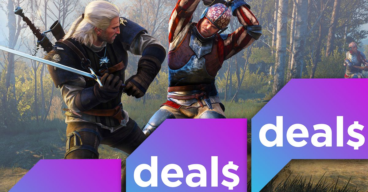 Razer laptops and accessories lead this week's best gaming deals