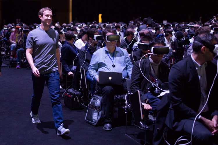 Facebook's Quest For World Domination May Have No Real Competition