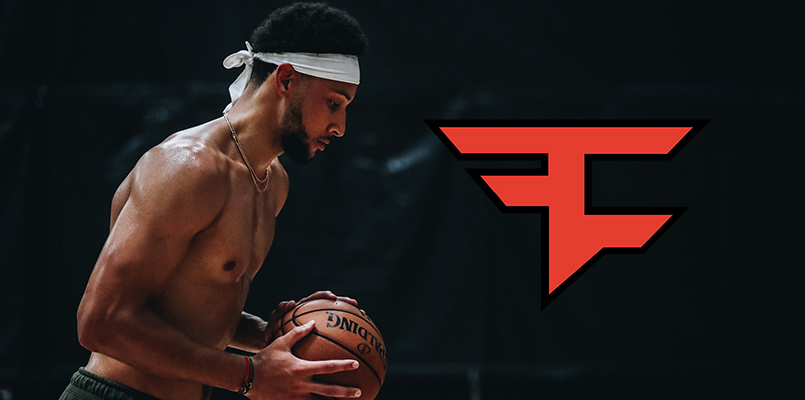 Two-Time NBA All-Star Ben Simmons Joins FaZe Clan as Investor and Ambassador