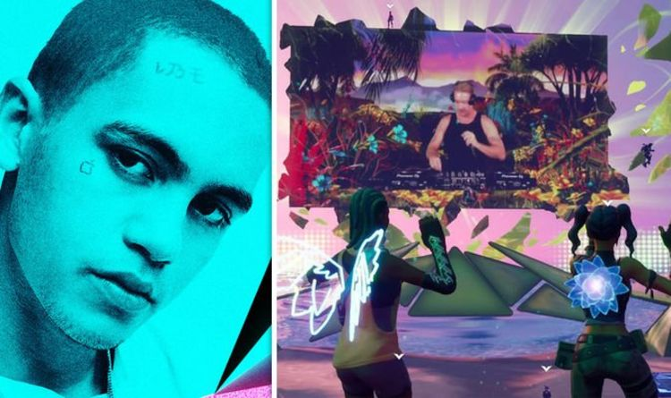 Fortnite Dominic Fike concert: Start time, dates and encore news for NEW Fortnite event