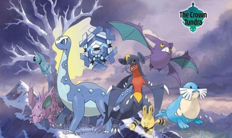 Pokemon Sword and Shield Crown Tundra release date: Nintendo Switch DLC coming soon