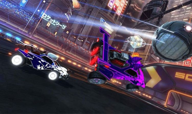 Epic Online Services for Rocket League down: Account and Authentication issues