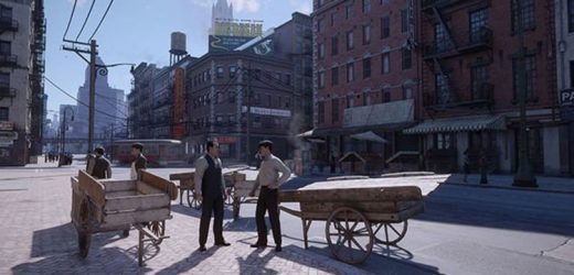 Mafia Definitive Edition release time for PS4, Xbox One and PC revealed