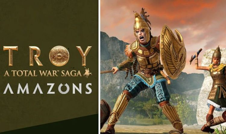 Total War Saga TROY free Amazons DLC: Release date, launch time for limited-time expansion