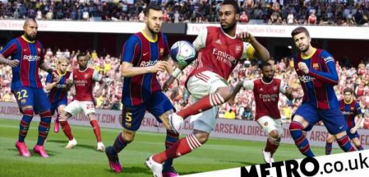 eFootball PES 2021 Season Update review – exactly what it says on the tin