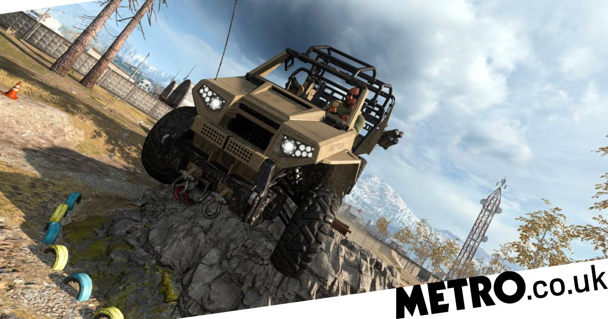 Call Of Duty: Warzone removes vehicles for crashing… the game