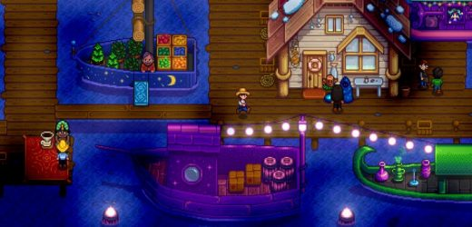Watch ConcernedApe Play A Stardew Valley Song On Guitar