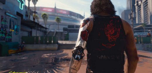 Cyberpunk 2077 Dev Reminds Everyone That It's Playable On PS5 And Xbox Series X