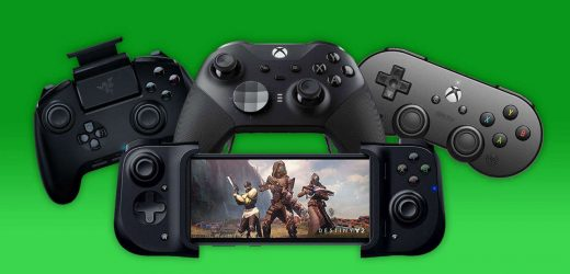 Best Phone Controller For Xbox Cloud Gaming In 2020