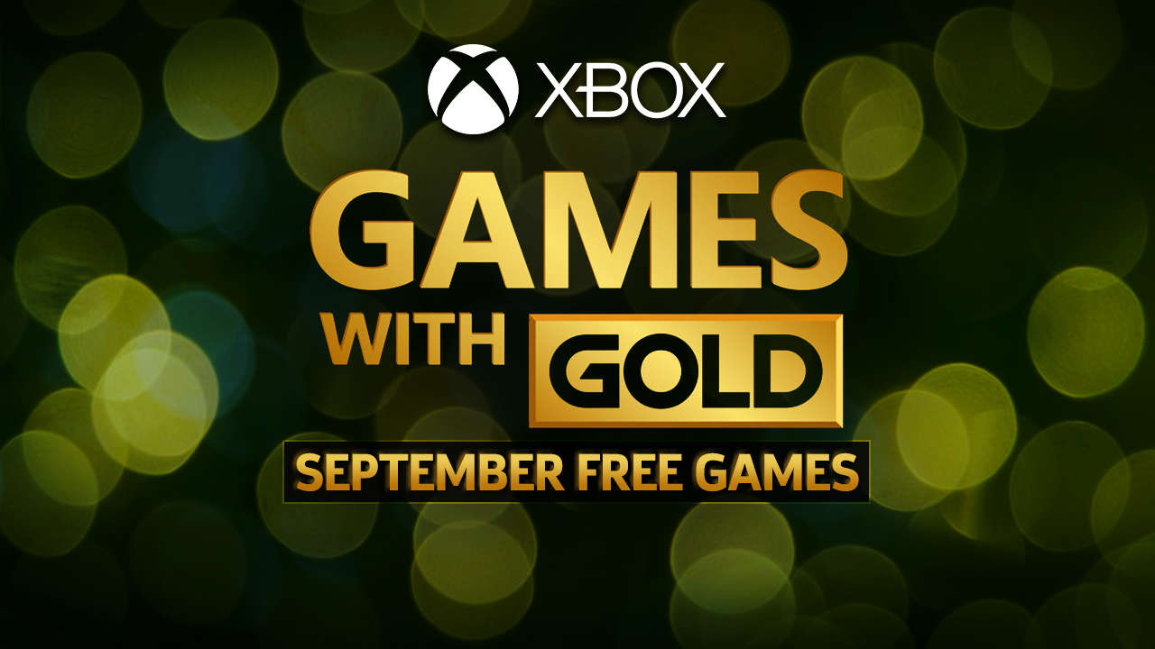 Get The September 2020 Xbox Live Free Games With Gold Before They're Gone