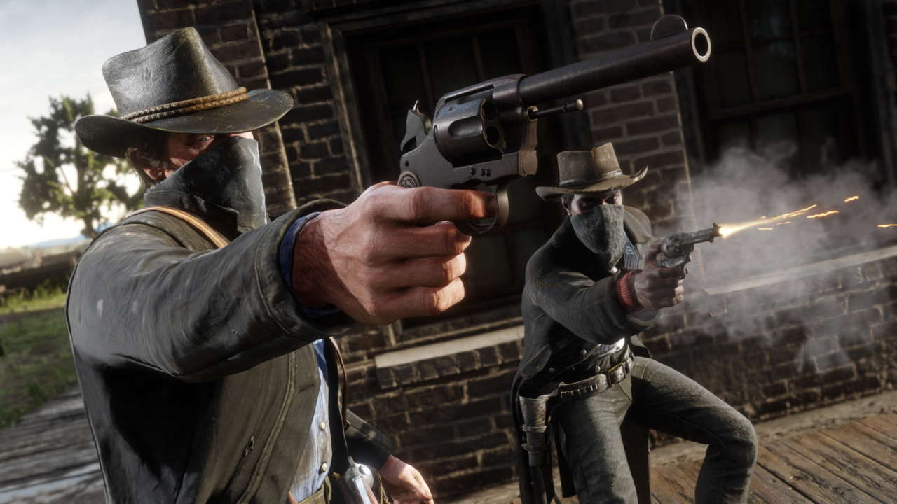 Latest PC Games Sale Discounts Red Dead 2, The Witcher 3, And More