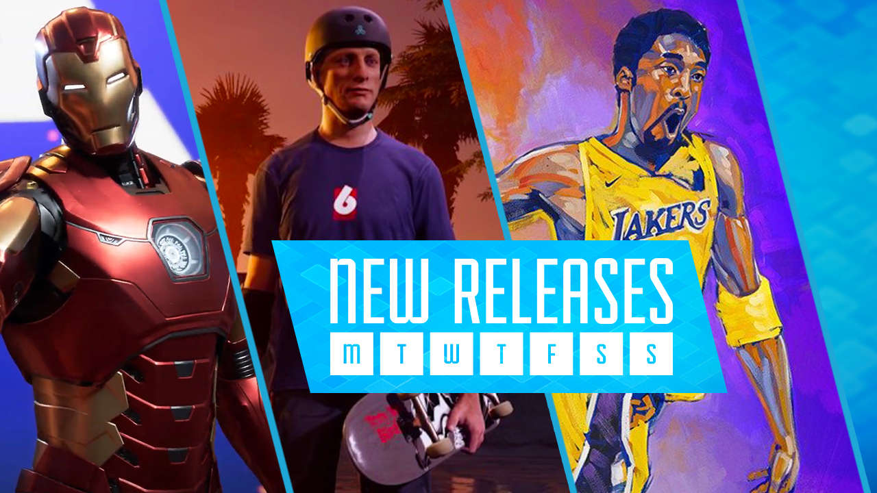 Top New Video Game Releases On Switch, PS4, Xbox One, And PC This Month — September 2020