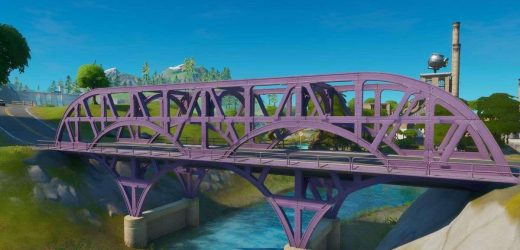 Fortnite Guide: Where To Ride Motorboat Under Different Colored Steel Bridges (Week 2)
