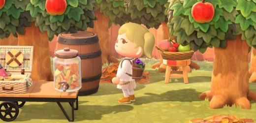 Animal Crossing: New Horizons September Seasonal Items Still Available For A Limited Time