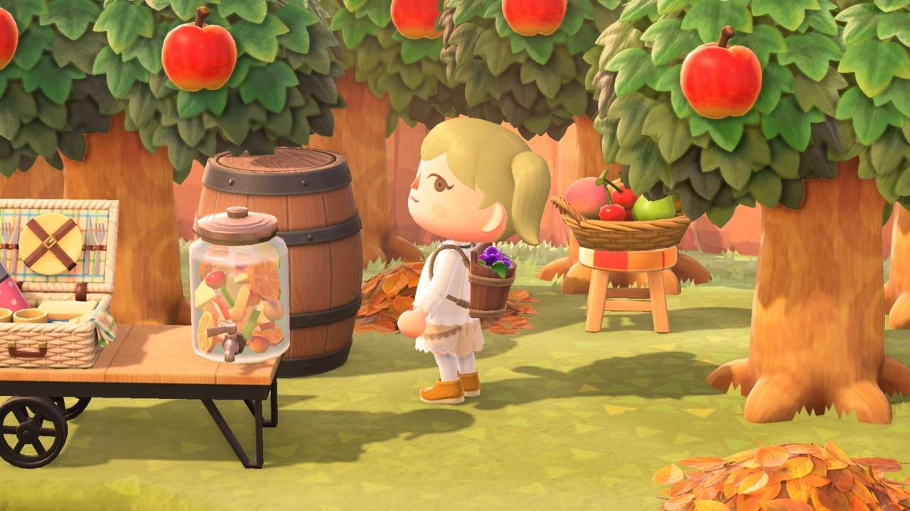 New Animal Crossing Seasonal Item Available For A Limited Time
