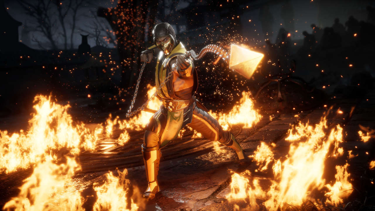 Mortal Kombat's Ed Boon Is Promising A Tease For…Something