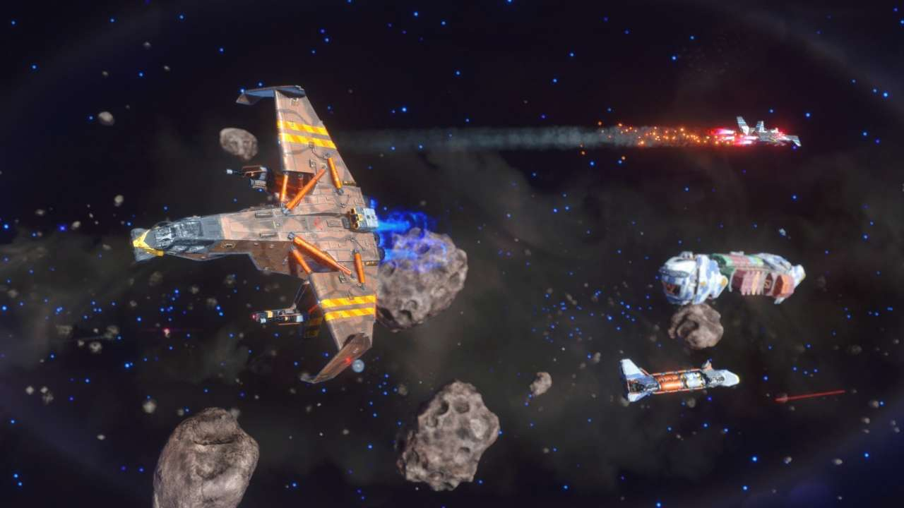 Rebel Galaxy Outlaw Heads To More Platforms After Epic Games Store Exclusivity Ends