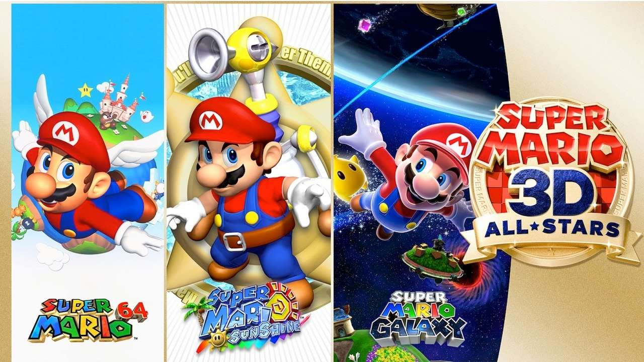 Super Mario 3D All-Stars Physical Preorders Are Nearly Sold Out