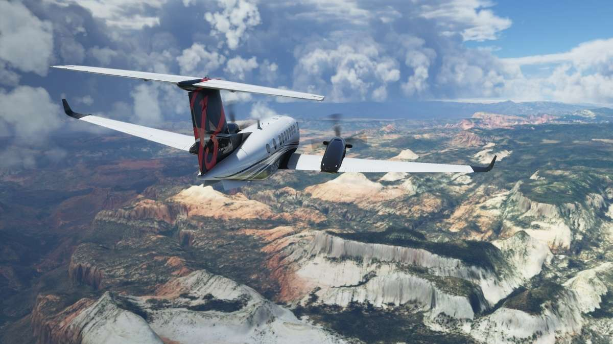 Microsoft Flight Simulator Is Xbox Game Pass For PC's Biggest Launch Ever
