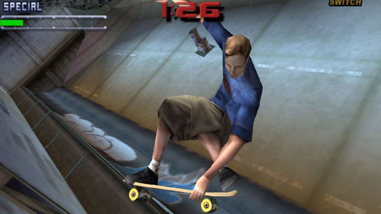 Jack Black Is A Playable Character In Tony Hawk's Pro Skater 1 + 2