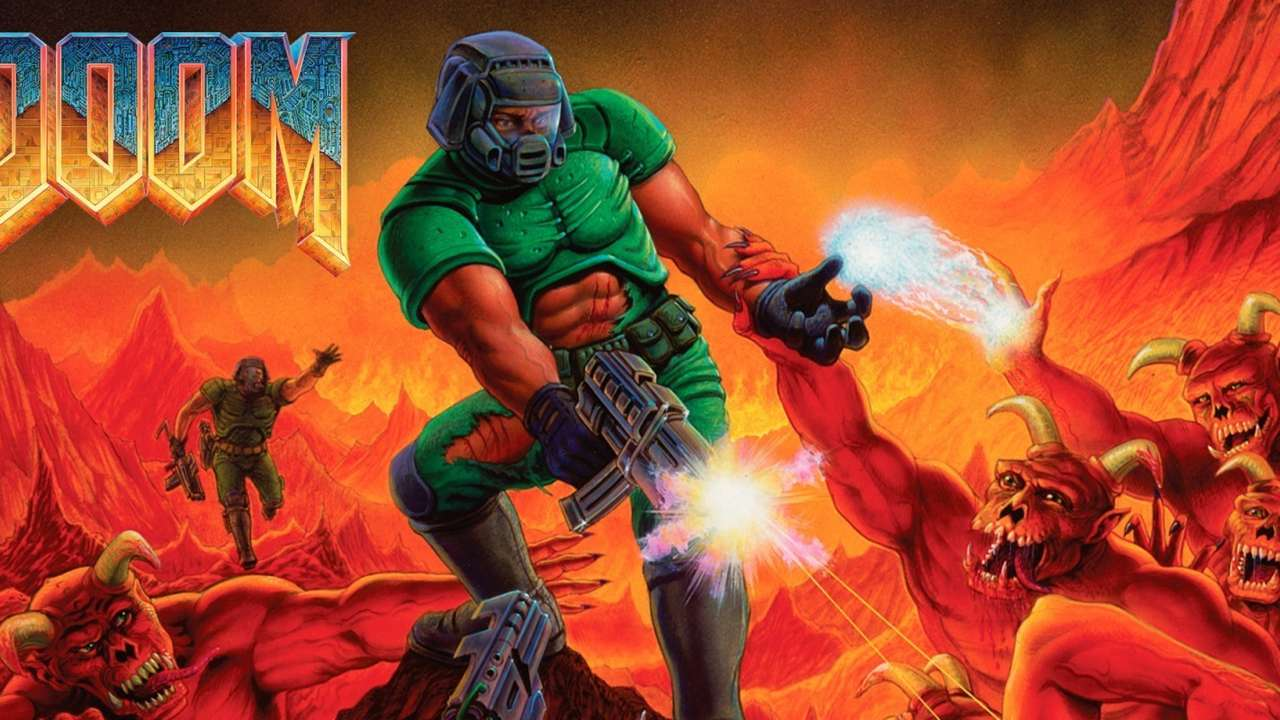 Doom And Doom 2 Get Widescreen, Gyro Controls, And More In New Update