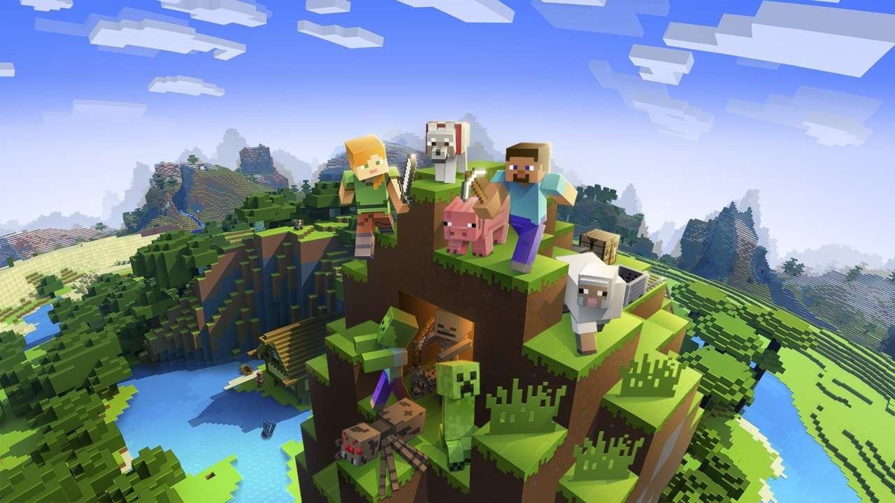 Minecraft Is Getting PSVR Support Later This Month, And It's Free