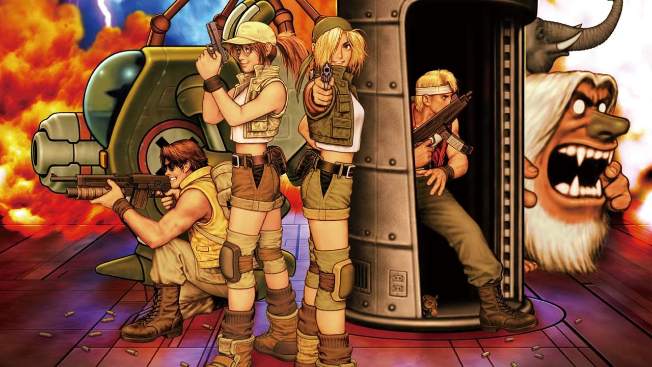 Amazon Prime Members Can Grab 22 Classic SNK Games For Free