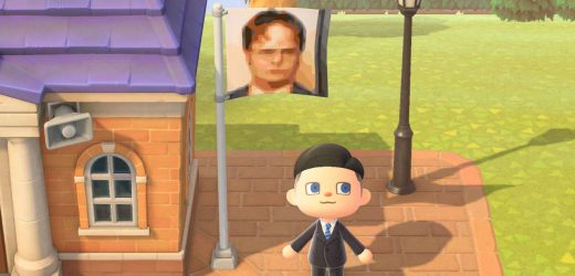 Animal Crossing: New Horizons Player Is Re-creating The Office