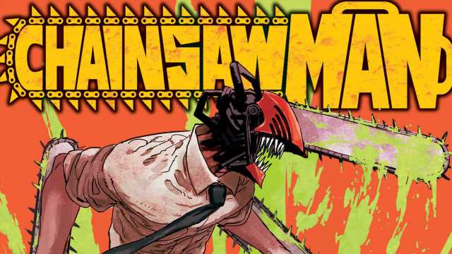 Finally, There's A Manga About A Man With Chainsaw Hands