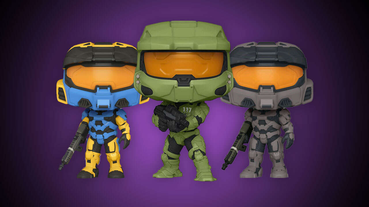 Halo Infinite Funko Pops Are Available To Preorder–Check Them Out