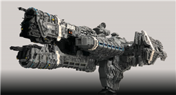 This Halo Frigate, Made From 25,000 Lego Bricks, Took 5 Years To Build