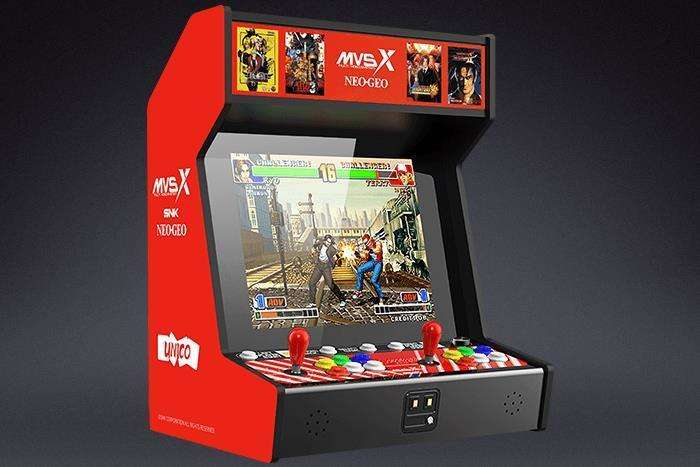 SNK MVSX Could Possibly Support Adding Extra Neo Geo Games