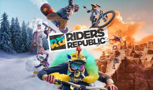Ubisoft Announces Riders Republic, Extreme Sports Game From Steep Studio