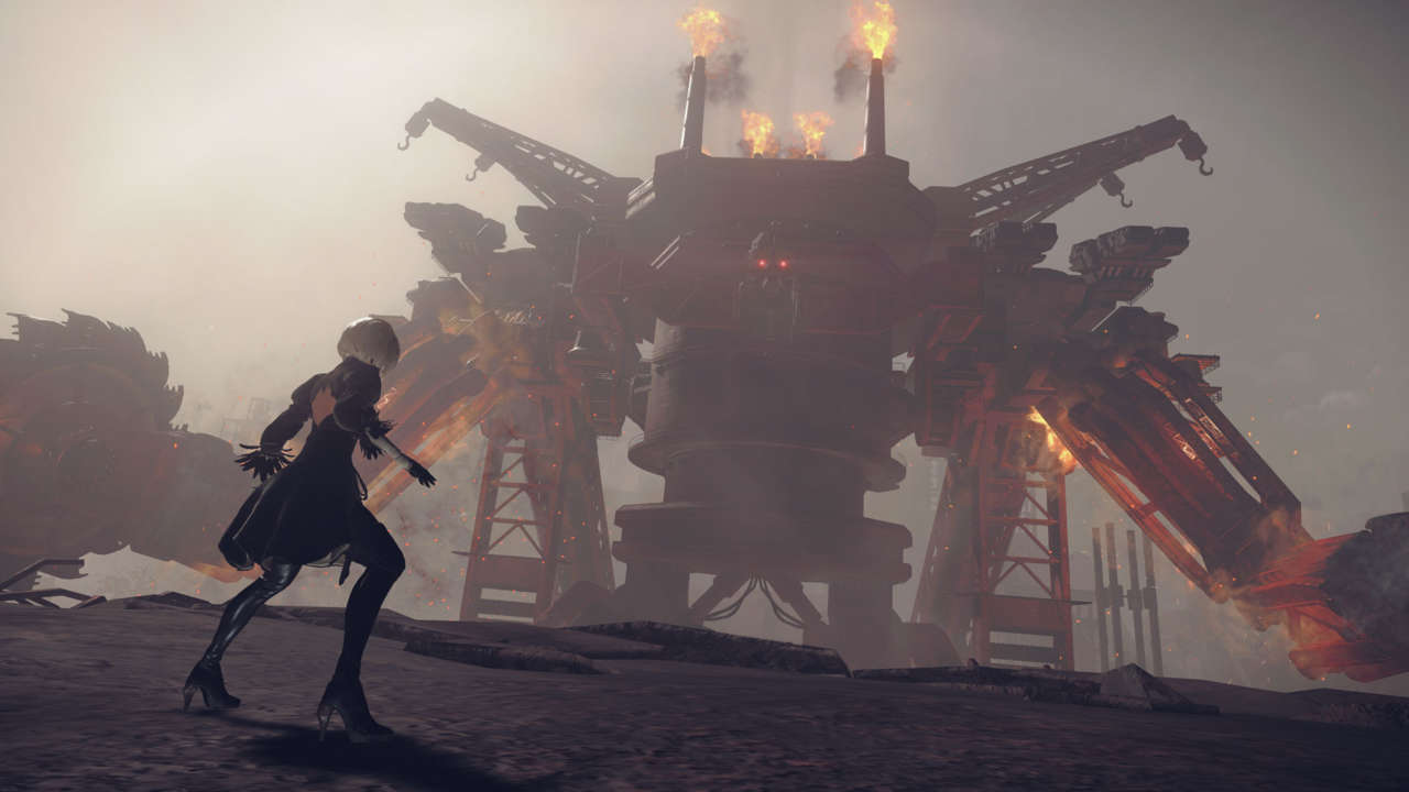 Special Nier Events For This Month Announced By Square Enix