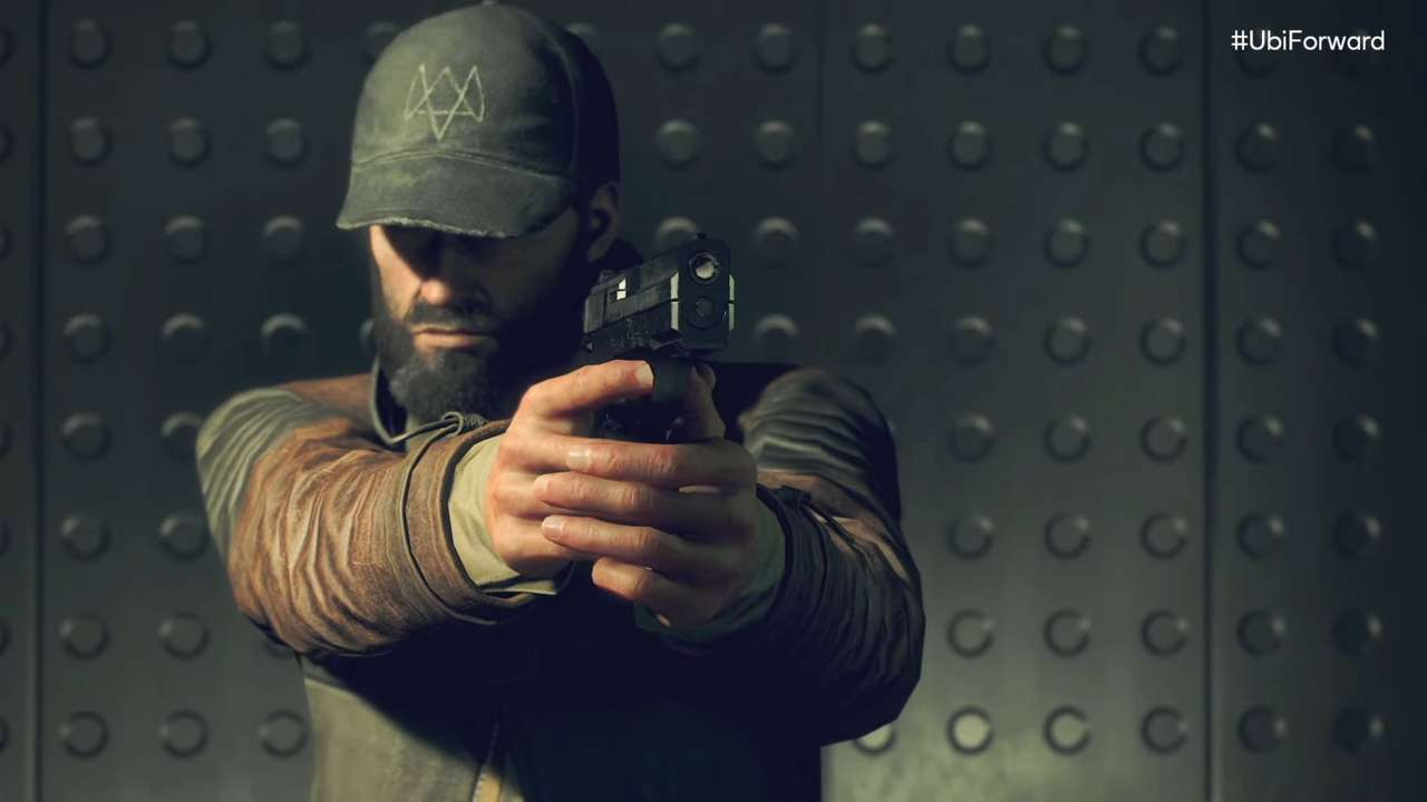 Watch Dogs Legion Features UK Rapper Stormzy, Watch Dogs 1's Aiden Pearce