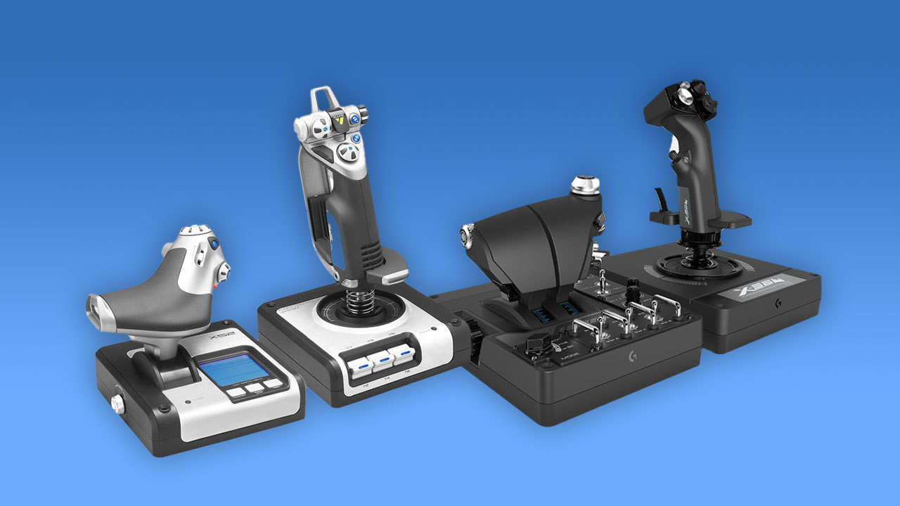 Best HOTAS Flight Stick To Get For Star Wars Squadrons And Microsoft Flight Simulator