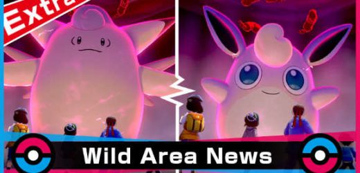 New Pokemon Sword And Shield Event Now Live, Features Shiny Clefable