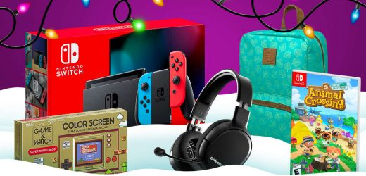 Nintendo Gift Guide 2020: Best Gifts For Switch Owners And More