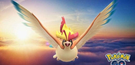 Pokemon Go Adds Another Mega Evolution
