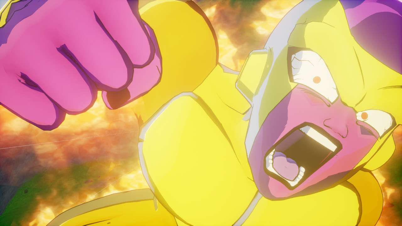 Dragon Ball Z Kakarot's Next DLC Has You Fight Golden Frieza
