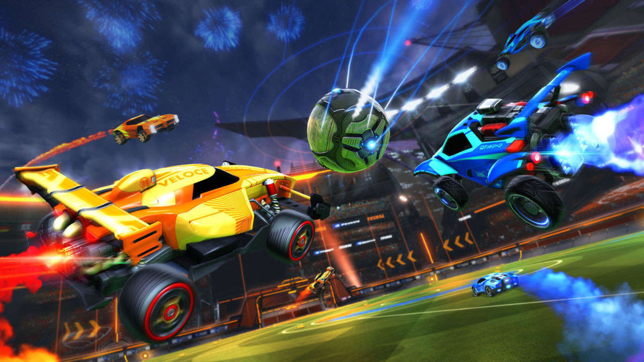 Rocket League Free-To-Play Update Now Live, Official Patch Notes Outlined