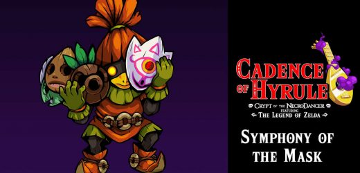 Cadence Of Hyrule's Majora's Mask DLC Pack Is Out Now