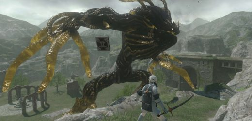 Nier Replicant Preorders Available At Amazon