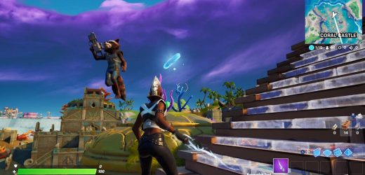 Fortnite Coral Castle Ring Locations: Where To Find All Floating Rings (Week 5)
