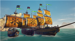 Sea Of Thieves Adds DLC To Support Stand Up To Cancer Campaign