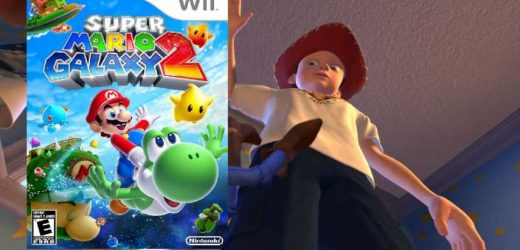 It's A Bummer Super Mario Galaxy 2 Isn't Coming To The Switch