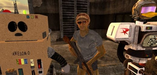 Mod Corner: Top Most Hilarious  Fallout Mods